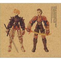 Final Fantasy Tactics Original Soundtrack Japan GAME MUSIC 2 CD SOUNDTRACK NEW