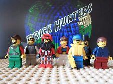 LEGO® City™ Arctic - City - Aquatic minifigures Lot