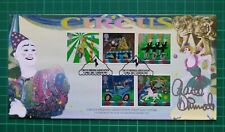 More details for covercraft 2002 circus fdc signed by charlie dimmock