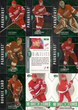 2002-03 Parkhurst by ITG Detroit Red Wings Master Team Set (15)