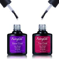 FairyGlo Chameleon Thermal Color-Changing UV LED Gel Nail Polish Soak Off New UK