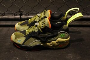 MIZUNO × 24karats × mita sneakers WAVE RIDER Khaki Black japan limited