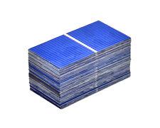 100 Pc Panneau Solaire Soleil Cellulaire Sunpower Cellule Solaire Photovoltaïque