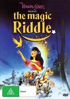 New! The Magic Riddle DVD Yoran Gross