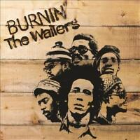 THE WAILERS-THE WAILERS:BURNIN NEW VINYL RECORD