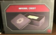 Disneyland Star Wars Galaxy's Edge Gold Imperial Credit Currency - New