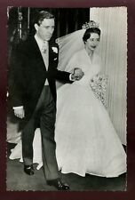 Wedding Posted Collectable Royalty Postcards
