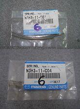Set 12 pcs OEM SPRINGS for APEX SEALS Mazda RX8 2003-2012  N3H311C06 + N3H311C04
