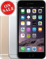 Apple iPhone 6 (Factory Unlocked) AT&T Verizon T-Mobile Gray Gold S Silver 6s