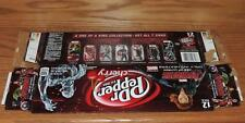 2015 USA DR PEPPER CHERRY LE MARVEL AVENGERS AGE ULTRON EMPTY 12-PACK CAN CARTON