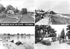 AK, Glowe Rügen, vier Abb., 1983