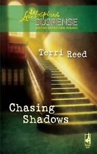 Chasing Shadows (The Chase Series, Book 1) (Steeple Hill Love Inspired Suspense