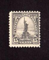 United States stamp #566, MNHOG, SCV $35.00