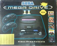 Sega Mega Drive 2 video game with inbuilt games sega video game