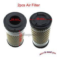 2Pcs 6C060-99410 Air Filter For KUBOTA B7410 B7500 B7510 B7610 B7800 B1410 B1610