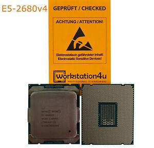 Intel Xeon E5-2680 v4 > 3,3GHz Max. < 14-Core cpu 28 Threads LGA2011-3 Processor