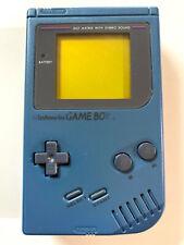 Nintendo Gameboy console de poche Blue Harry bleu Play It Loud Edition
