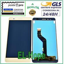 DISPLAY LCD HUAWEI HONOR 5X GR5 KIW-L21 TOUCH SCREEN SCHERMO VETRO ORO GOLD