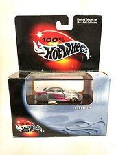 Hot Wheels Ed Newton Rareflow + Display Case 1:64 Scale Die Cast Car Sealed MIP