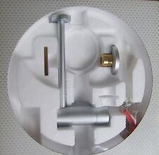 Damixa WC Reservepapierhalter Edelmatt Satin 48317 Rollen Toilettenpapierhalter