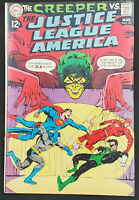Justice League of America #70 FN/VF 7.0 Neal Adams Cover Mind Grabber 1969 Rare