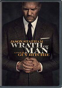 Wrath of Man DVD - Brand New Sealed - Jason Statham - Region 1 - Free Shipping!