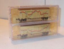 N SCALE TRAIN NIB MICRO TRAINS LINE SUN SAND Route 66 91703 91903 SET # 3    .