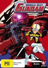 Mobile Suit Gundam - First Gundam : Collection 2 : Eps 22-42 (DVD, 2012, 4-Disc Set)
