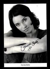 Daniela Bette Lindenstraße Autogrammkarte Original Signiert # BC 104696
