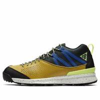 Nike Okhwahn II 2 ACG Trail Yellow Black Blue 525367-301 Hiking Shoes Boots Men