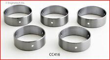 Engine Camshaft Bearing Set ENGINETECH, INC. CC416