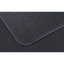 BMW Black Carpet Floor Mats F10 Sedans 2014-2016 535iX 550iX 51477351387