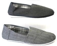 Unbranded Espadrilles Textile Casual Shoes for Men
