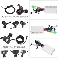 24-60V Brushless Motor Controller LCD Panel for E-bike Electric Bike Scooter Kit