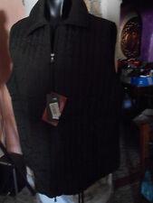 Gilet marrone tg.53/56calibrata donna ragazza abbigliamento HARISH