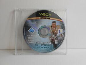 Star Wars: Jedi Knight - Jedi Academy für Microsoft Xbox (nur Disc)