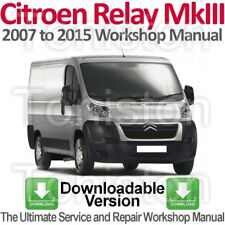 manual citroen jumper 2004