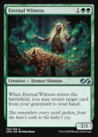 1x ETERNAL WITNESS  - Ultimate Masters - MTG  NM - Magic the Gathering