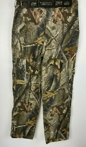 RANGER Realtree Cargo Pants Kid's Camo Camouflage Size 14 Hunting