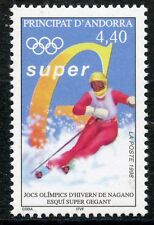 STAMP / TIMBRE ANDORRE NEUF** N° 498 SPORT JEUX OLYMPIQUES