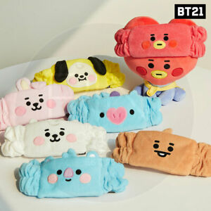 BTS BT21 Official Authentic Goods Baby Head Band + Tracking Number