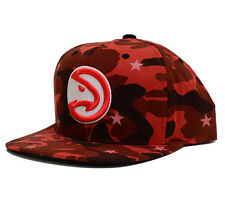 NBA Mitchell & Ness Camo Star Snapback Hat (Atlanta Hawks)