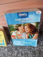 Liebe auf den 2. Blick, 3 Bianca exklusiv Romane aus dem Cora Verlag, Heft 6/06