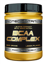 Scitec Nutrition BCAA Complex 300g Powder The Branched-Chain Amino Acids BCAA's