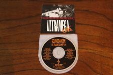 SOUNDGARDEN: ULTRAMEGA OK CD SST RECORDS CHRIS CORNELL ALTERNATIVE ROCK