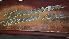 93-02 Trans Am Firebird emblem logo OEM Factory GM 94 95 96 97 98 99 Set Pair