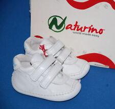 Scarpe bianche Naturino per bambini dai 2 ai 16 anni