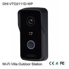 Dahua VTO2111D-WP POE P2P 1MP Wi-Fi Villa Video Intercom Outdoor Station