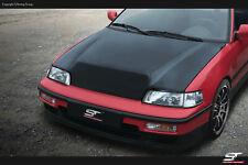 Honda CRX ed9  Motorhaube Hood DRAG LOOK !!!