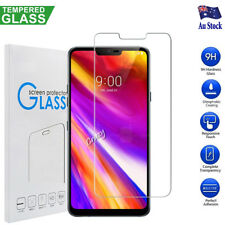 Scratch Resist Tempered Glass Screen Protector Guard For LG G7 ThinQ I LG G7+